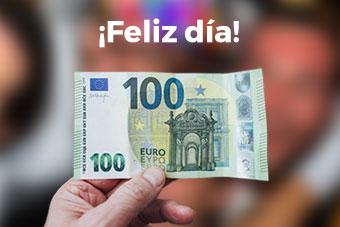 100 euros de regalo para tu fotomatón
